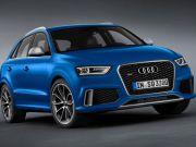 Audi вивела на тести спортивний кросовер SQ3