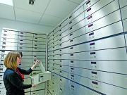 Від початку року попит на банківські сейфи збільшився на 50%