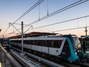 В Австралії відкрили перше безпілотне метро (відео)