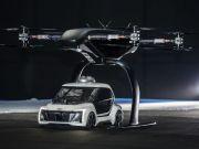 Audi припинила роботу над повітряним таксі
