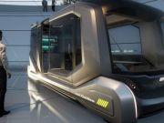 Hymer анонсував перший безпілотний будинок на колесах (відео)