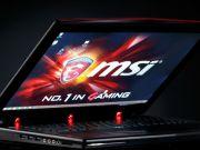 MSI показала перший у світі ноутбук з системою управління поглядом