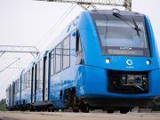 Alstom презентовал водородный поезд для ж/д операторов Польши