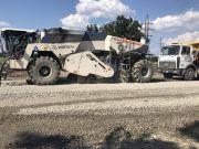 Стартовал ремонт дороги Днепр - Николаев (фото)