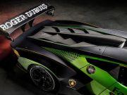 Lamborghini представила новый суперкар с мощнейшим двигателем (фото, видео)