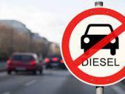 Город в Германии запретил старые дизельные автомобили