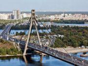 У Києві обмежать рух транспорту на Північному мосту до 28 жовтня