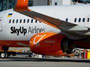 SkyUp меняет время регистрации на рейсы в аэропортах Украины
