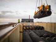 Санкції проти «Північного потоку-2» схвалили в Конгресі США — Вітренко