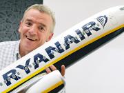 Ryanair розпродає 100 тисяч квитків від 10 євро