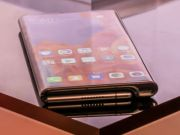 Huawei запатентувала смартфон з гнучким дисплеєм