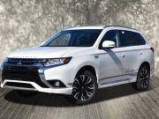 Mitsubishi Outlander Phev значиться в лідерах продажів серед гібридів