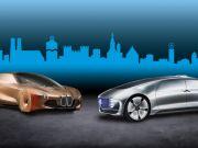BMW и Daimler вместе будут работать над автопилотом