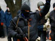 """На Схід України зібралося 4,5 тис. бойовиків з усього колишнього СРСР - батальйон """"Азов"""""""