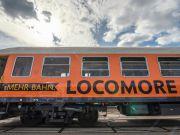 Компания с частным поездом Locomore неожиданно получила поддержку от автобусного лоукостера