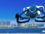 Японцы пообещали летающие авто к 2023 году (видео)