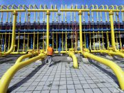 Украина за 11 мес. увеличила транзит газа на 15,9%