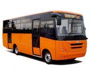 Запорожский автозавод выпустил новую модель автобуса