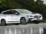 Subaru Levorg получит 2,4 л турбодвигатель от WRX