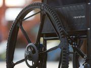 Немецкий дизайнер разработал складное колесо