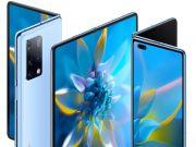 Huawei собирается выпустить сразу три складных смартфона во втором полугодии