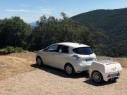 Французский стартап начал разработку прицепа-павербанка для электромобиля (фото)