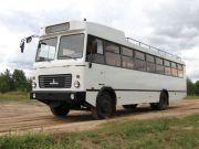 МАЗ створить позашляховий автобус