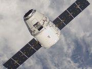 Космічний корабель Dragon пристикувався з МКС