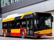 Варшава заказала 130 электробусов Solaris на замену дизельным автобусам