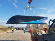 Hyperloop One разогнала свой поезд до 310 километров в час