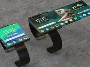 OPPO планирует выпустить умные часы со складным экраном (фото)