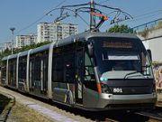 Київ отримав партію нових трамваїв підвищеної комфортності
