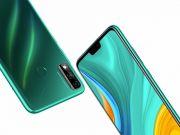 Представлено смартфон Huawei Y8s з сервісами Google (фото)