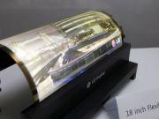 LG інвестує 1 млрд в гнучкі дисплеї