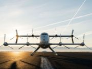 Airbus показал взлет беспилотного аэротакси