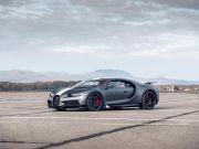 Bugatti представила «авиационный» Chiron Sport (фото)