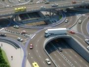 В Киеве построят более 10 транспортных развязок