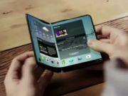 Назвали стоимость гибкого смартфона Samsung