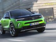 Новый Opel Mokka официально дебютировал (фото)