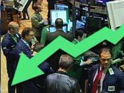 Фондовый рынок обвалился