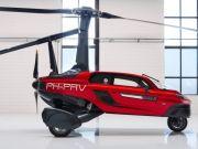1300 км или 4 часа полета — в Нидерландах зарегистрировали первый летающий автомобиль (видео)