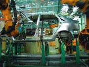 В Украине продолжает сокращаться производство авто