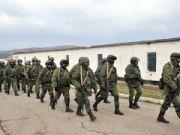 Россия признала, что усилили свои войска на границе с Украиной