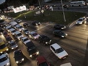 Украина закупит станции слежения за скоростью на дорогах на миллиард
