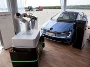 Разработчики представили технологию зарядки электромобиля за 5 мин