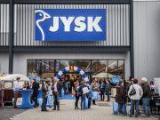 Датская JYSK планирует ежегодно открывать в Украине около 12 новых магазинов