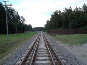 С сегодняшнего дня российские поезда курсируют в обход Украины