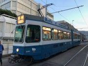 Винница может вновь получить швейцарские подержанные трамваи