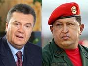 На Банковой уверены, что визит Чавеса не повредит отношениям Украины и США