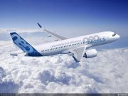 Airbus заключил сделку на 50 самолетов